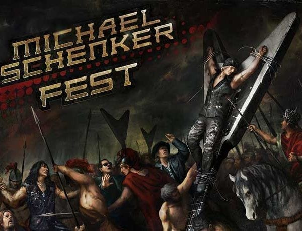 MICHAEL SCHENKER FEST. Nuevo vídeo «Rock Steady»