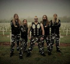Video adelanto de SABATON – «The Great War»