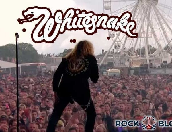 WHITESNAKE. Vídeo en directo «Hey You (You Make Me Rock)» en Download UK
