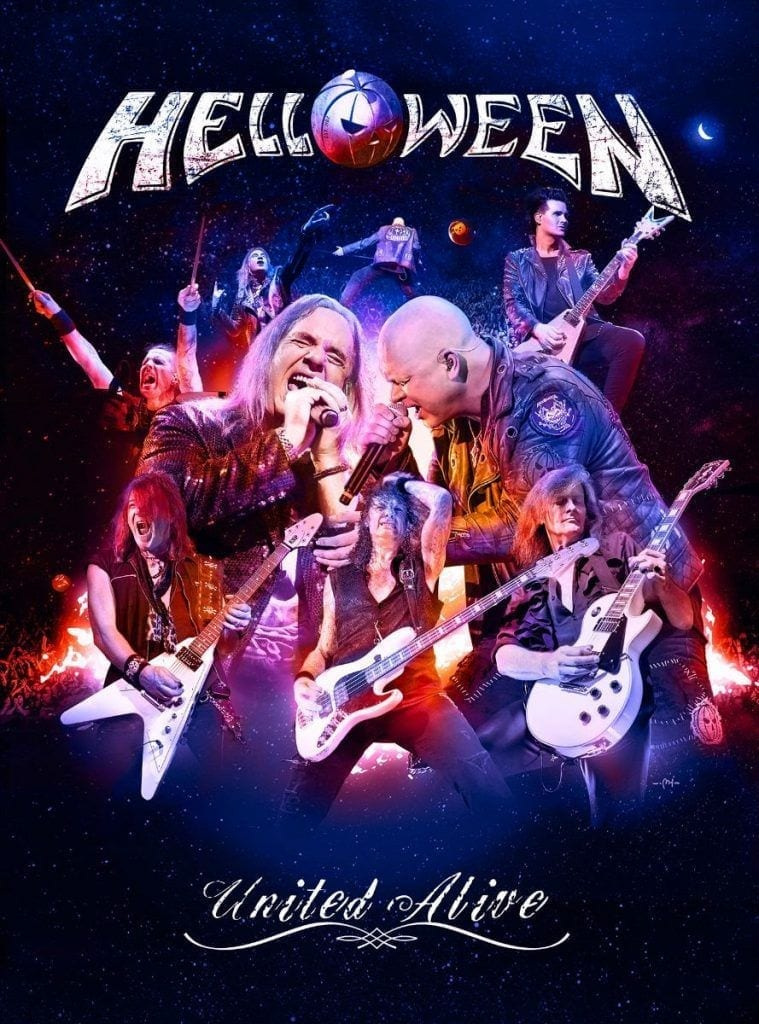 Helloween united alive