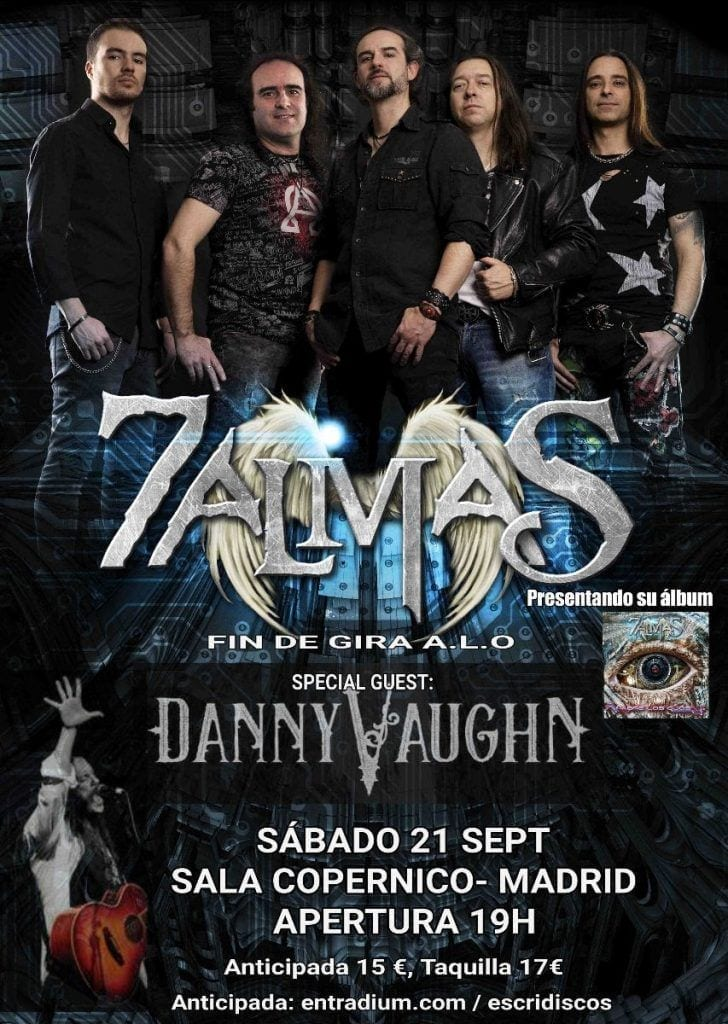 cartel 7 almas vaughn