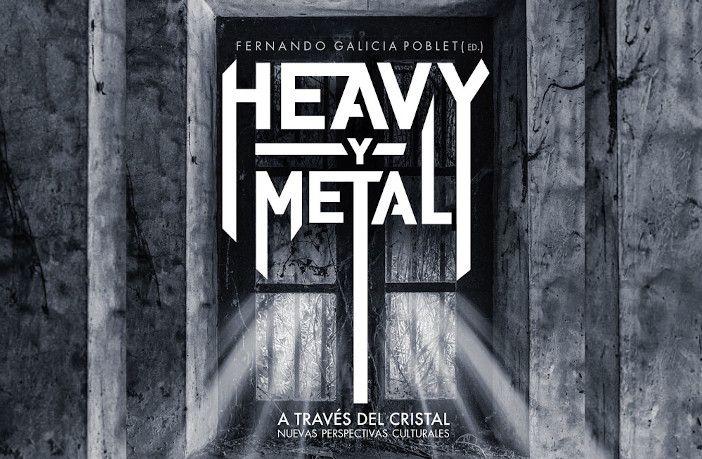 heavy metal a traves del cristal libro