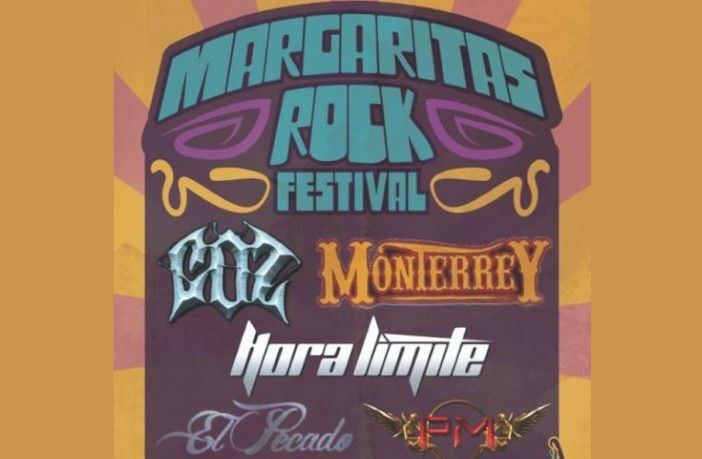 margaritas rock festval 2019