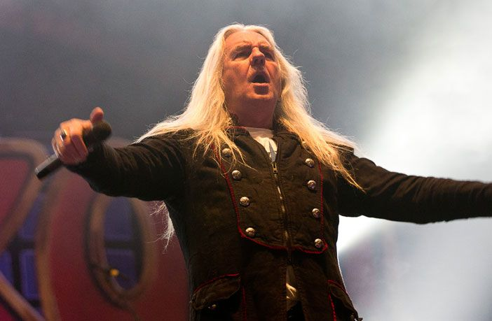 saxon bill byford