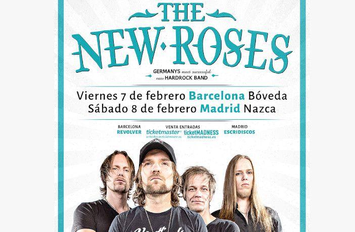 the new roses febrero 2020 spain