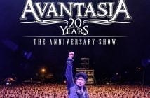 avantasia 20 aniversario shows