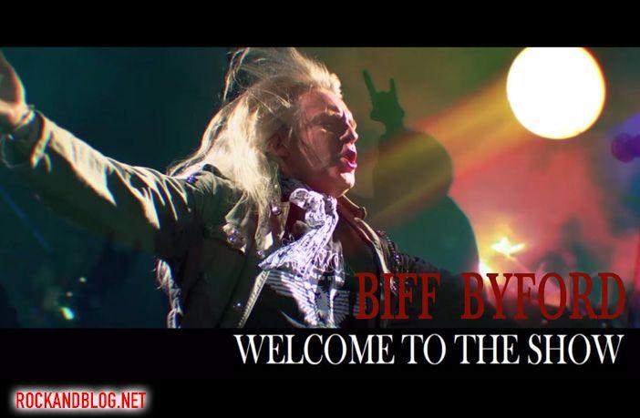 biff byford sencillo show