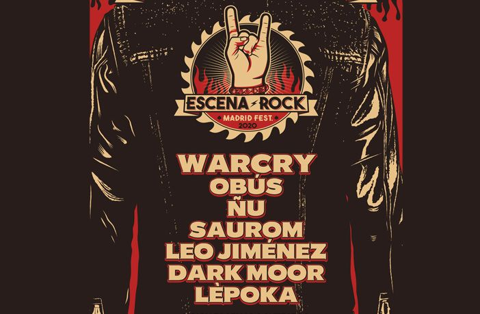 escena rock madrid fest