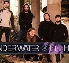 Entrevista con UNDERWATER LIGHTS