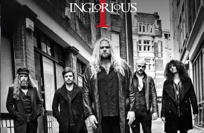 inglorious gira spain 2019
