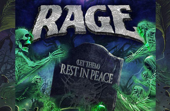 rage nuevo video
