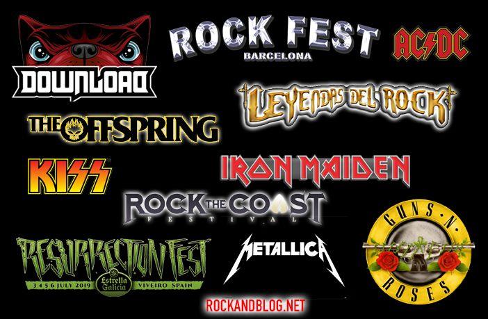 rumores festivales 2020