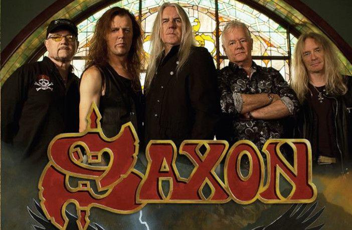 saxon nuevo disco