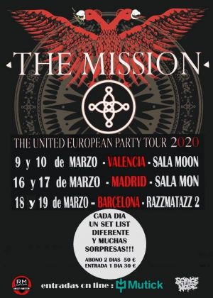 the mission cartel 2020