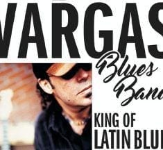 VARGAS BLUES BAND este viernes en Barcelona