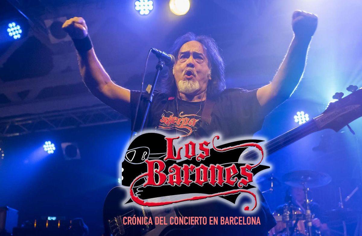 Los BARONES BARCELONA