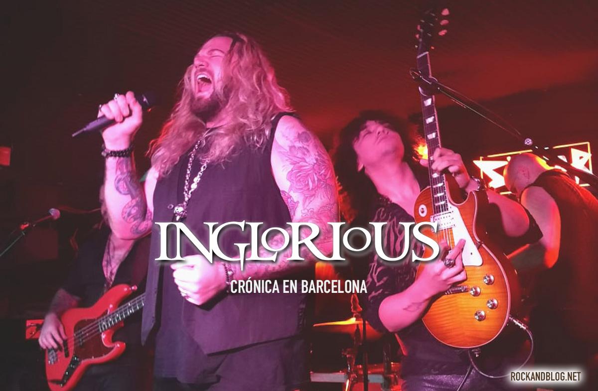 Crónica Inglorious Barcelona 2019
