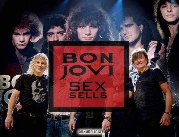 """""""Sex Sells"""". El disco perdido de Bon Jovi."""