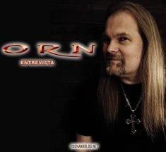 Entrevista con JORN antes de sus conciertos en España