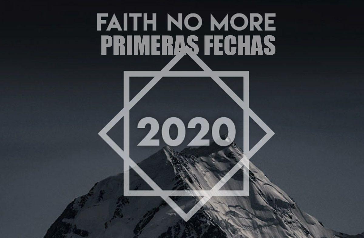 faith no more fechas