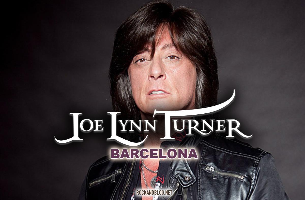 joe lynn turner barcelona