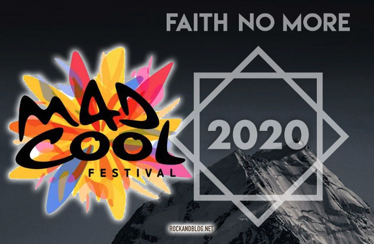 mad cool faith no more