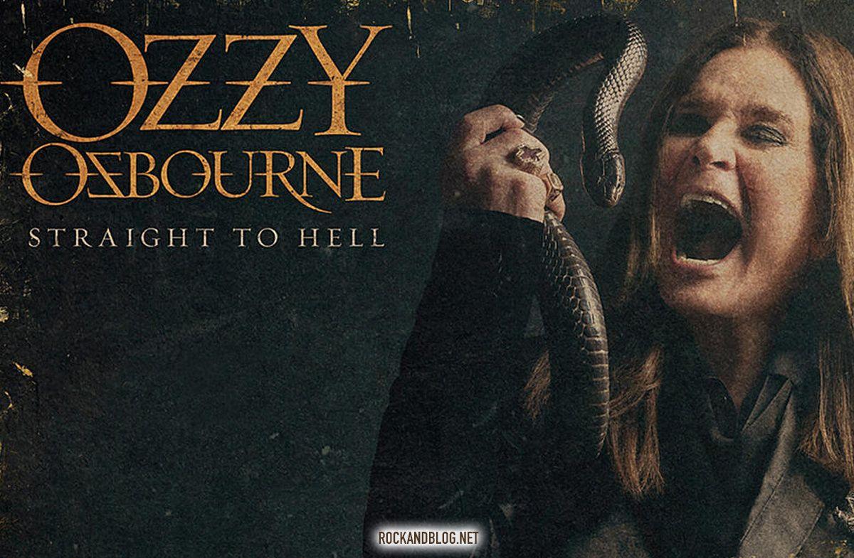 ozzy nuevo sencillo hell