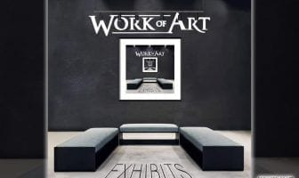 review work of art exhibits