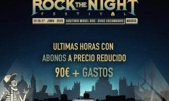 rock the night abonos