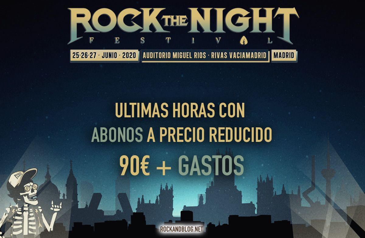 rock the night abonos