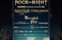 rock the night fest segunda tanda