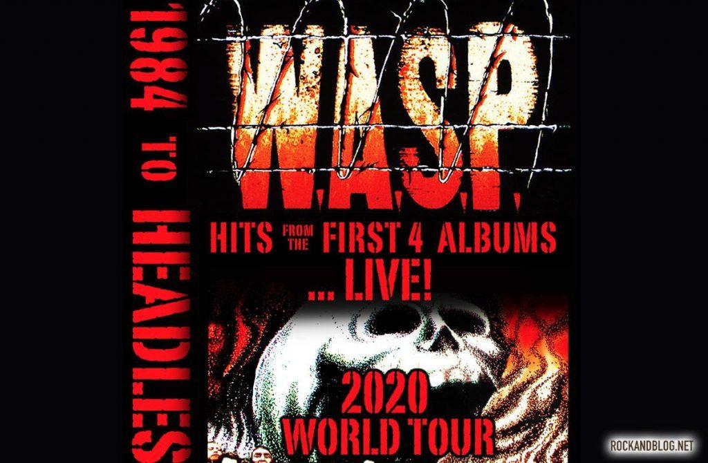 wasp gira 2020