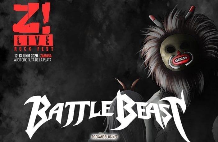 battle beast z live