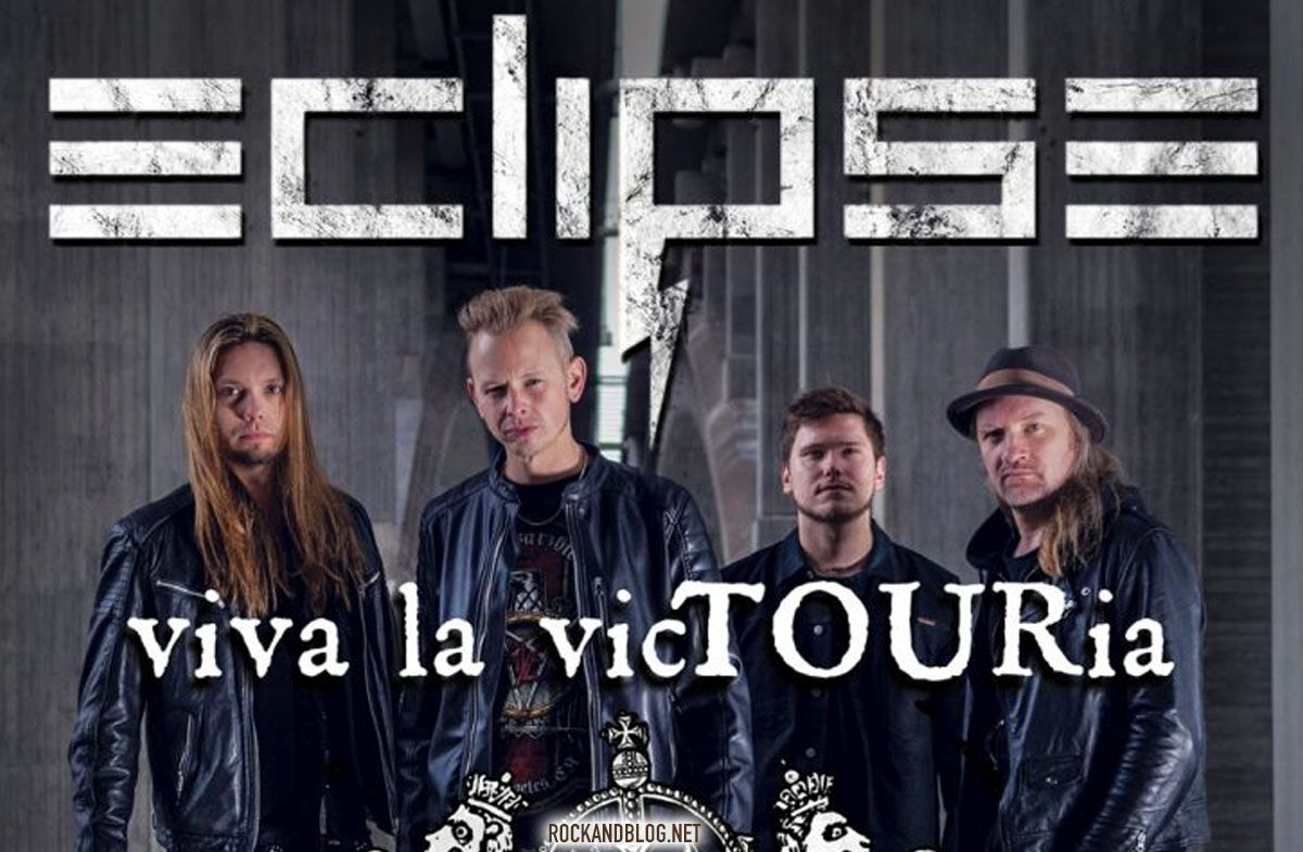 eclipse conciertos madrid y barcelona 2020