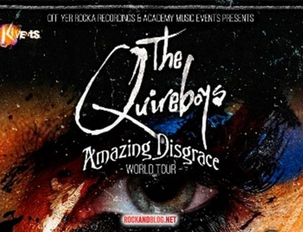 "The Quireboys regresan a España en mayo con su ""Amazing Disgrace World Tour 2020"""