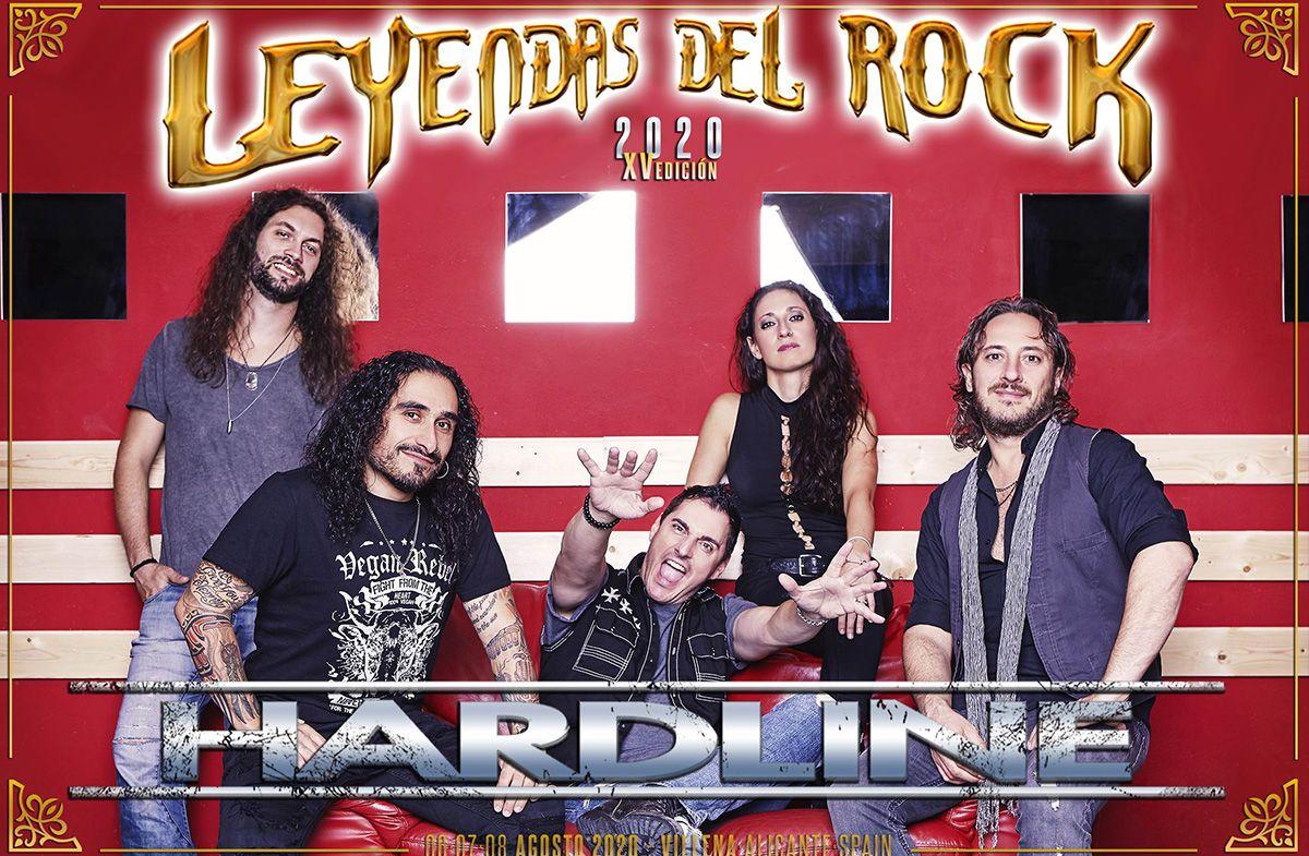 hardline leyendas del rock 2020