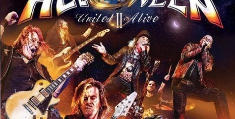 "HELLOWEEN en Barcelona y Madrid en 2020 con su ""United Alive World Tour Part II"""