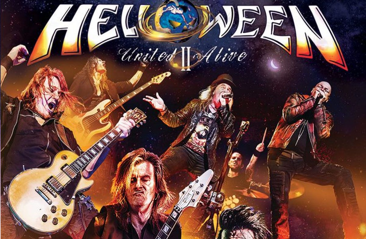helloween united alive ii