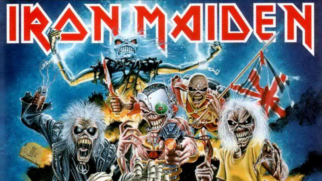 IRON MAIDEN podría sacar nuevo álbum en 2020 - Rock and Blog