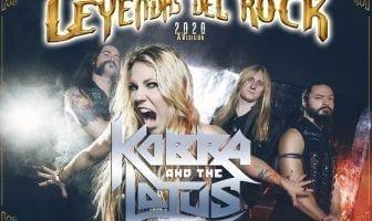 kobra and the lotus leyendas