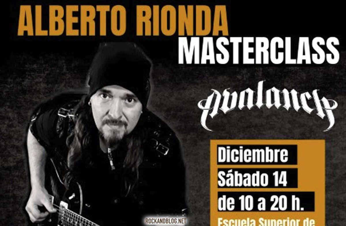 alberto rionda masterclass