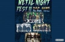 metal night fest II