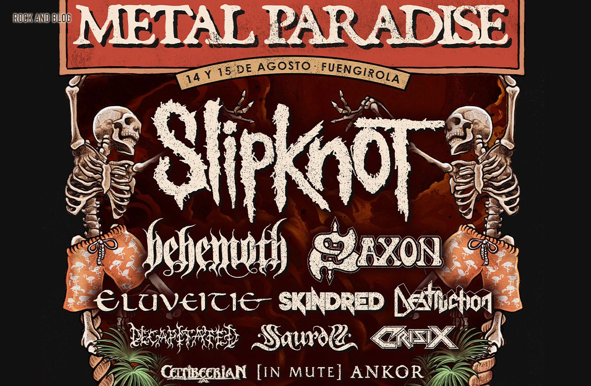 metal paradise priemras bandas