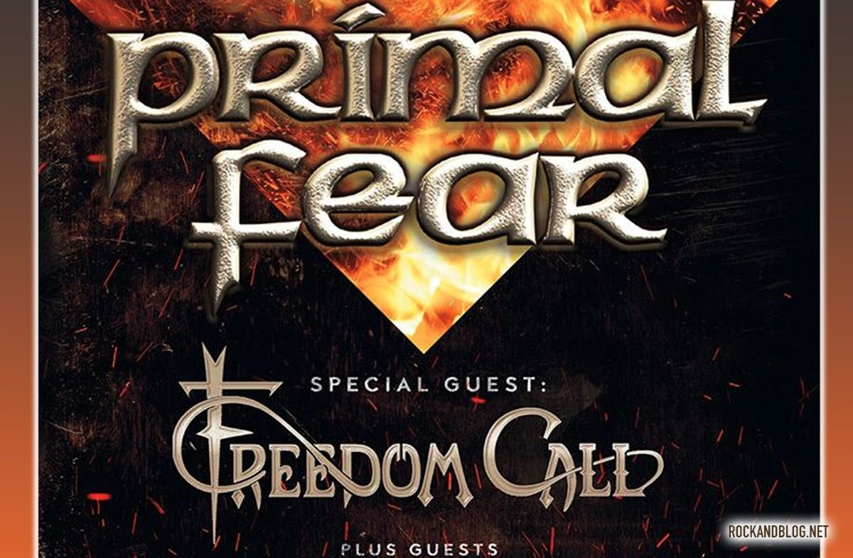 prima fear freedom call