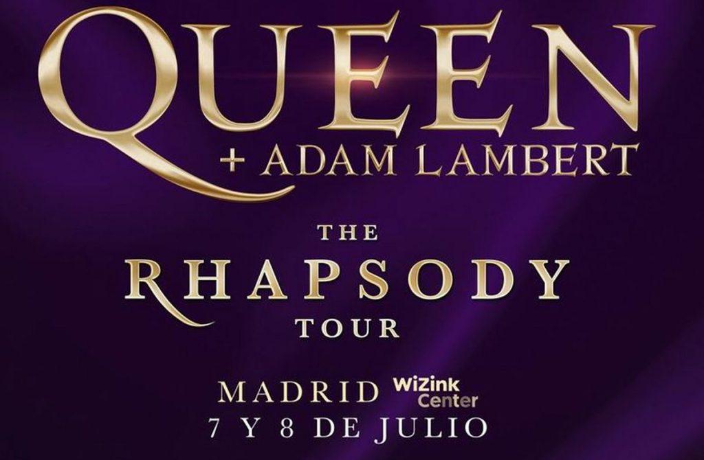 queen madrid 2020