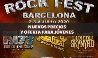 rock fest barcelona precios II