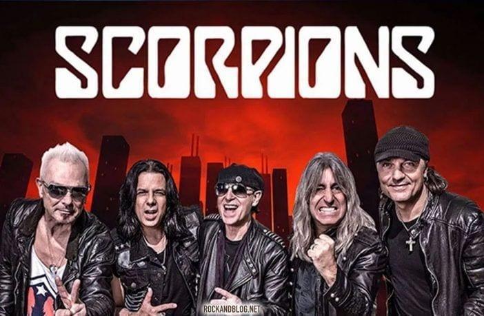 scorpions album tour 2020