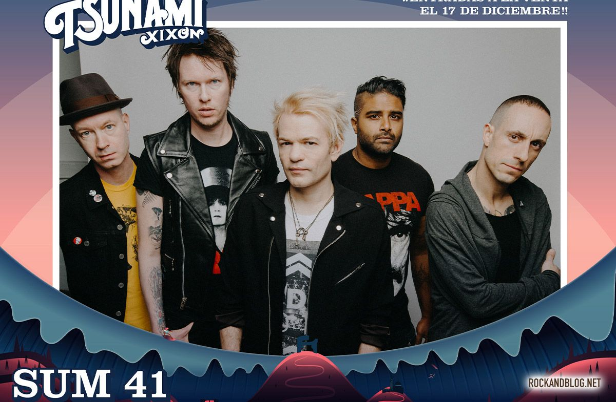 sum 41 tsunami xixon
