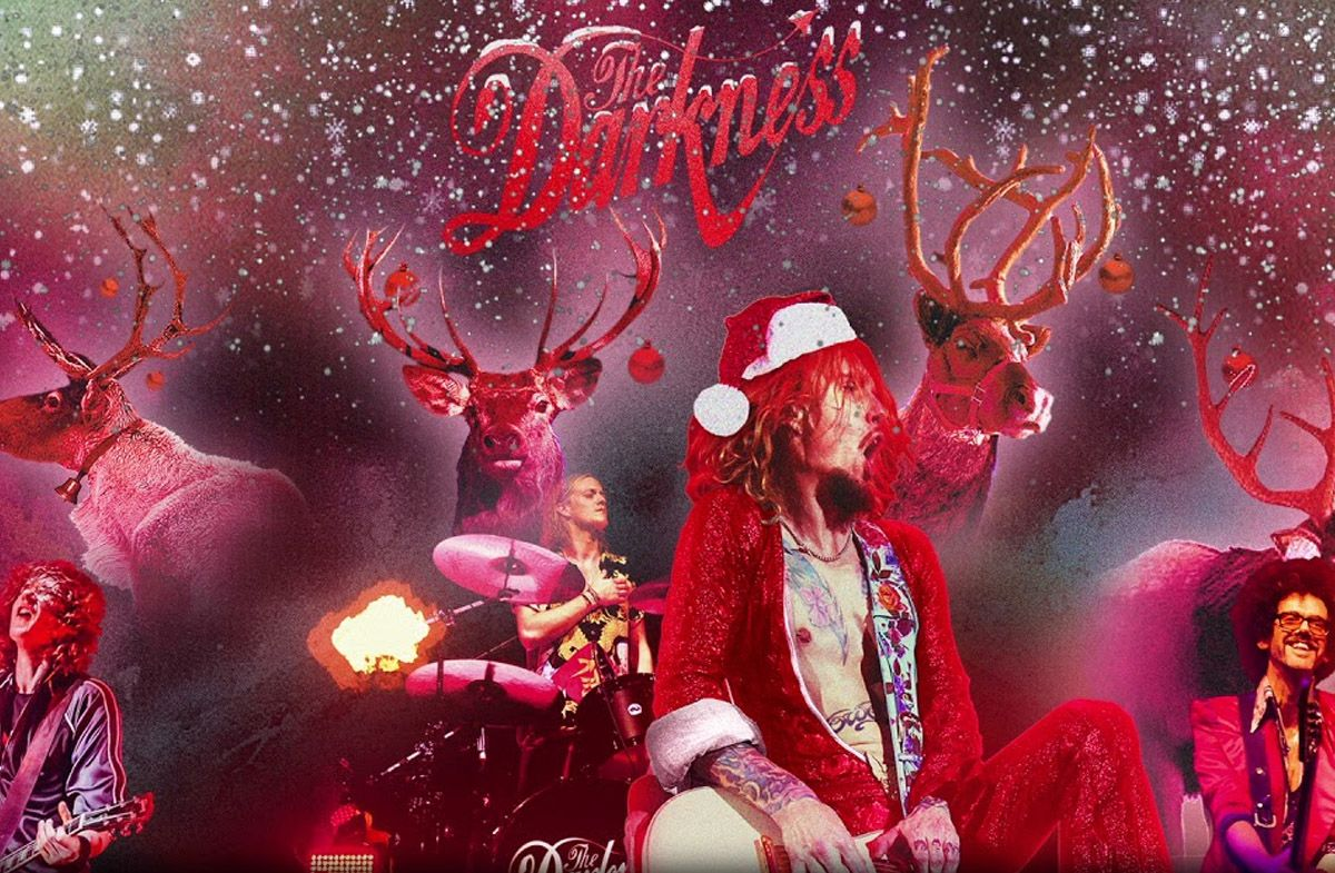 the darkness chritmas time