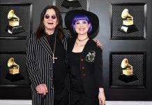 Ozzy Osbourne Kelly Grammy
